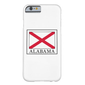 Alabama Barely There iPhone 6 Case