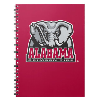 Alabama Big Al Mark Notebooks