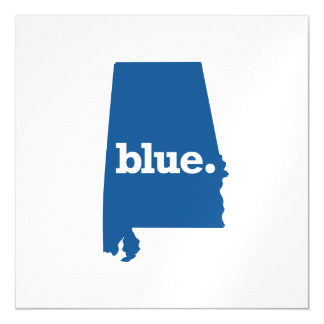 ALABAMA BLUE STATE MAGNETIC CARD