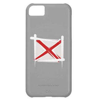 Alabama Brush Flag iPhone 5C Covers