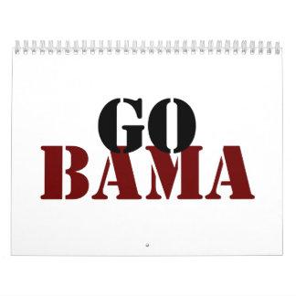 Alabama Calendario