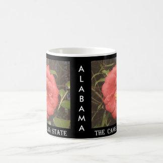 Alabama Camellia (Red) Coffee Mug