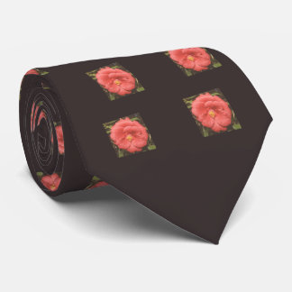 Alabama Camellia (Red) Tie