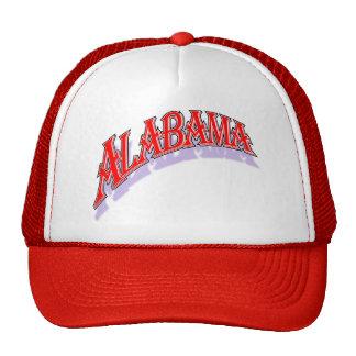 Alabama capsula el casquillo gorra