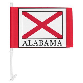 Alabama Car Flag
