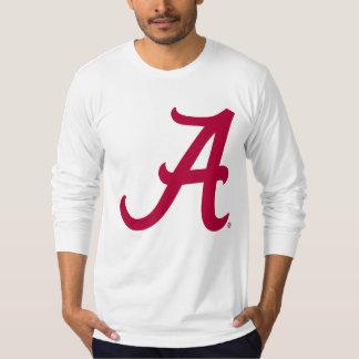 Alabama carmesí A Playeras