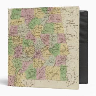 "Alabama Carpeta 1 1/2"""