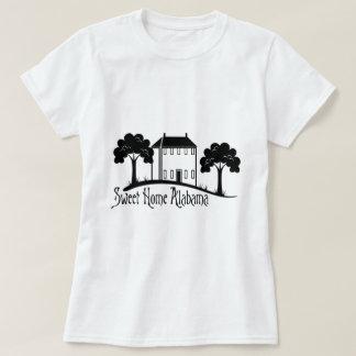 Alabama casera dulce camisas