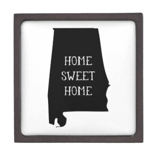 Alabama casera dulce casera cajas de recuerdo de calidad