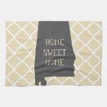 Alabama casera dulce casera toallas de mano