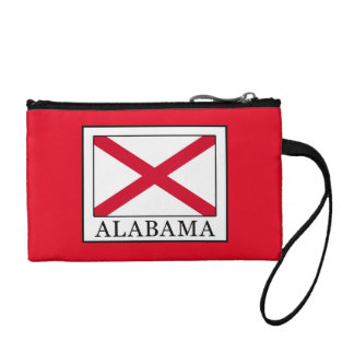 Alabama Change Purse