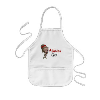 Alabama Chef Apron