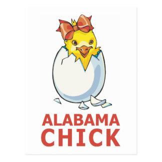 Alabama Chick Postcard