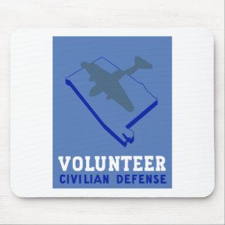 Alabama Civilian Defense -- WPA Mouse Pads