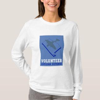 Alabama Civilian Defense -- WPA T-Shirt