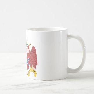 Alabama Coat Of Arms Coffee Mug