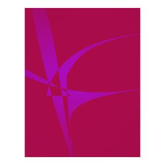Alabama Crimson Simple Abstract Minimalism Flyers