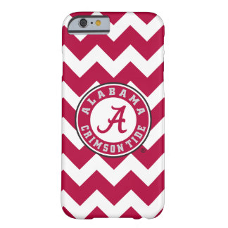 Alabama Crimson Tide Circle Barely There iPhone 6 Case