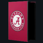 "Alabama Crimson Tide Circle Case For iPad Air<br><div class=""desc"">Check out these official Alabama Crimson Tide Logo products! Show your Crimson Tide pride by getting your Bama gear here.  These products will allow you to take your Alabama spirit with you wherever you go!</div>"