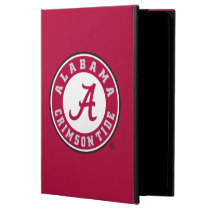 Alabama Crimson Tide Circle Case For iPad Air