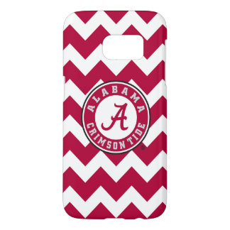 Alabama Crimson Tide Circle Samsung Galaxy S7 Case