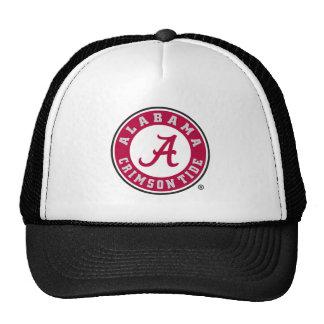 Alabama Crimson Tide Circle Trucker Hat