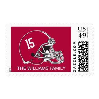 Alabama Crimson Tide Football Helmet 2 Postage