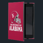 "Alabama Crimson Tide Football Helmet Case For iPad Mini<br><div class=""desc"">Football season may be short, but you can show off your Alabama pride year-round with our Bama gear. Check out these official Alabama Crimson Tide Logo products! Show your Crimson Tide pride by getting your Bama gear here. These products will allow you to take your Alabama spirit with you wherever...</div>"