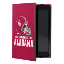 Alabama Crimson Tide Football Helmet Case For iPad Mini