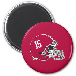 Alabama Crimson Tide Football Helmet Magnet