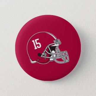 Alabama Crimson Tide Football Helmet Pinback Button