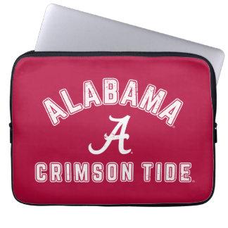Alabama   Crimson Tide - Retro Computer Sleeve
