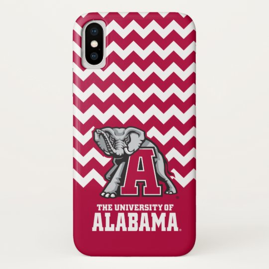 cec781bb4fc Alabama Crimson Tide w  Big Al Case-Mate iPhone Case