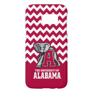 Alabama Crimson Tide w/ Big Al Samsung Galaxy S7 Case