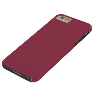 Alabama Crimson Tone Tough iPhone 6 Plus case