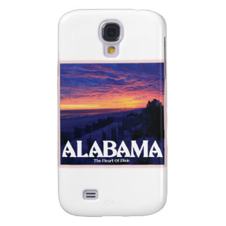 Alabama Dark Sunset Galaxy S4 Case