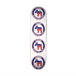 Alabama Democratic Party Skate Board Deck