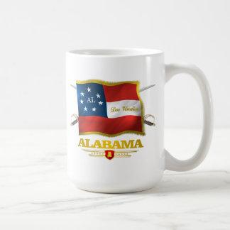 Alabama Deo Vindice Coffee Mug