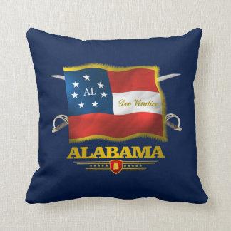 Alabama Deo Vindice Throw Pillow