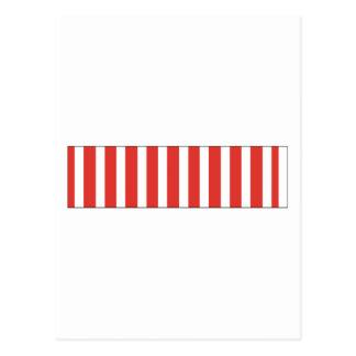 Alabama Distinguished Service Ribbon Postcard