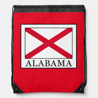 Alabama Drawstring Bag
