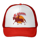 Alabama dressage sunrise cap hat
