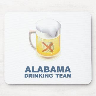 Alabama Drinking Team Mouse Pad