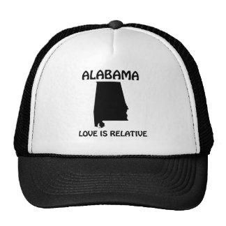 Alabama - el amor es relativo gorro