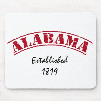 Alabama Established Mouse Pad