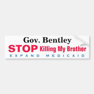 Alabama Expand Medicaid Brother Bumper Sticker
