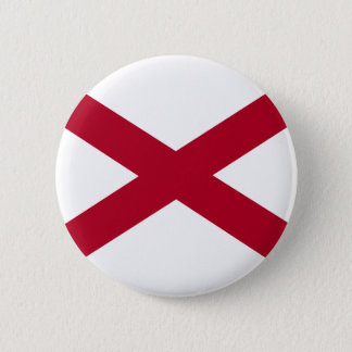 Alabama Flag Button