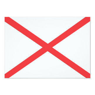 ALABAMA Flag - Card