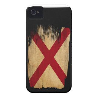 Alabama Flag iPhone 4 Case-Mate Case