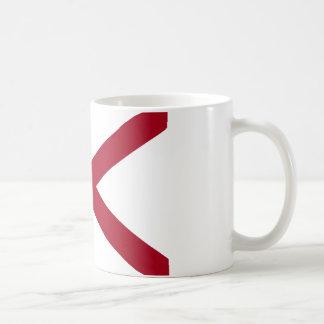 Alabama Flag Coffee Mug